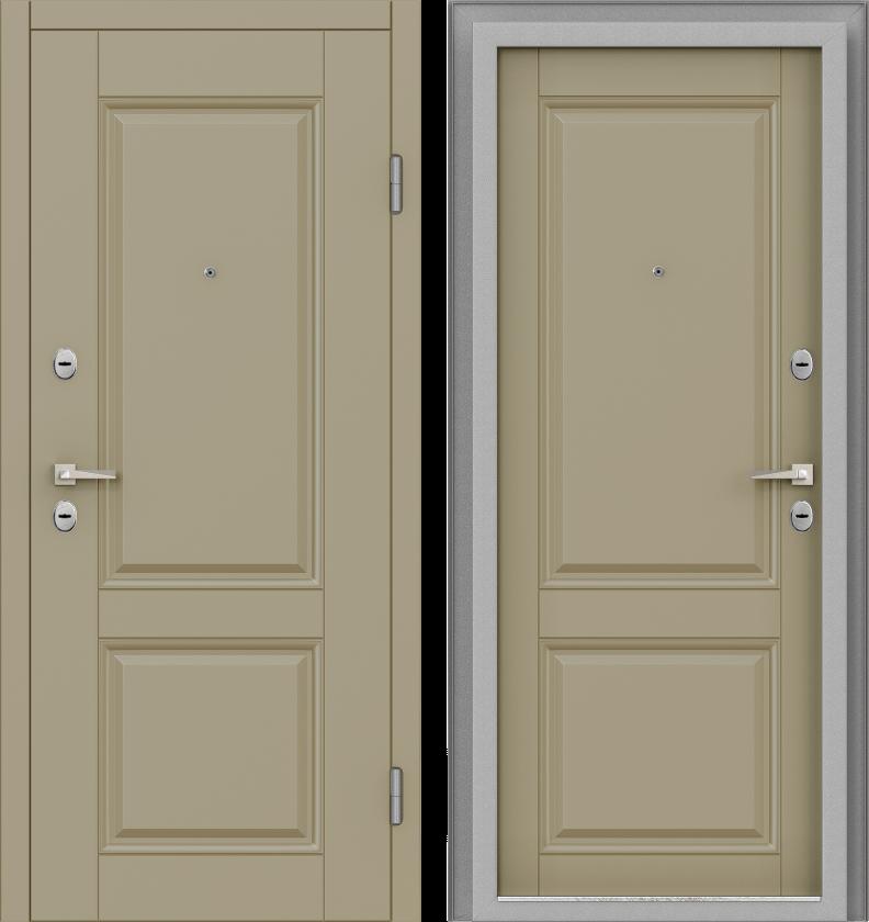 Вариант двери: Эмаль, бежевый