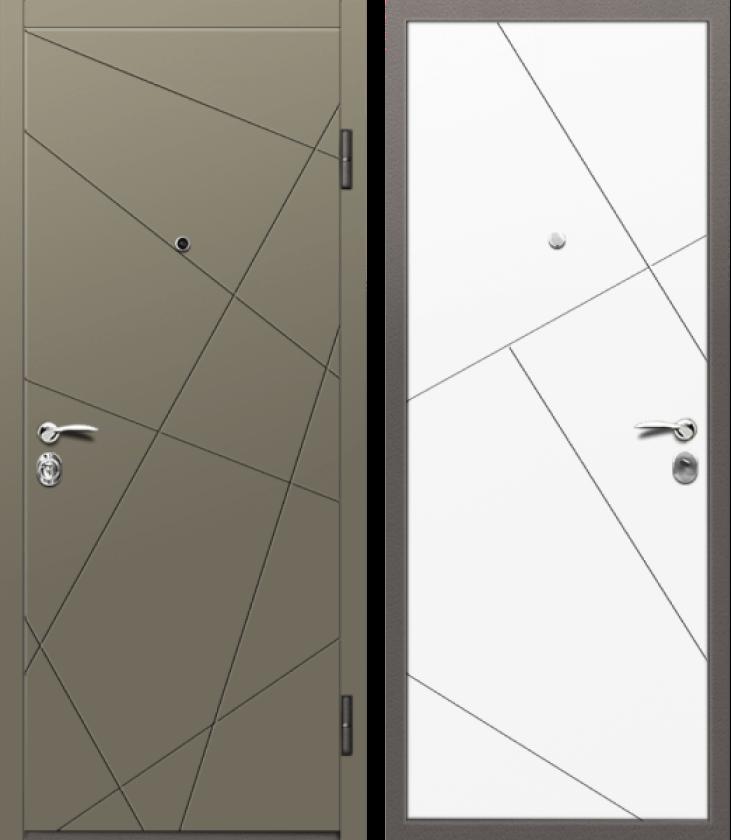 Вариант двери: Эмаль, мускат линии