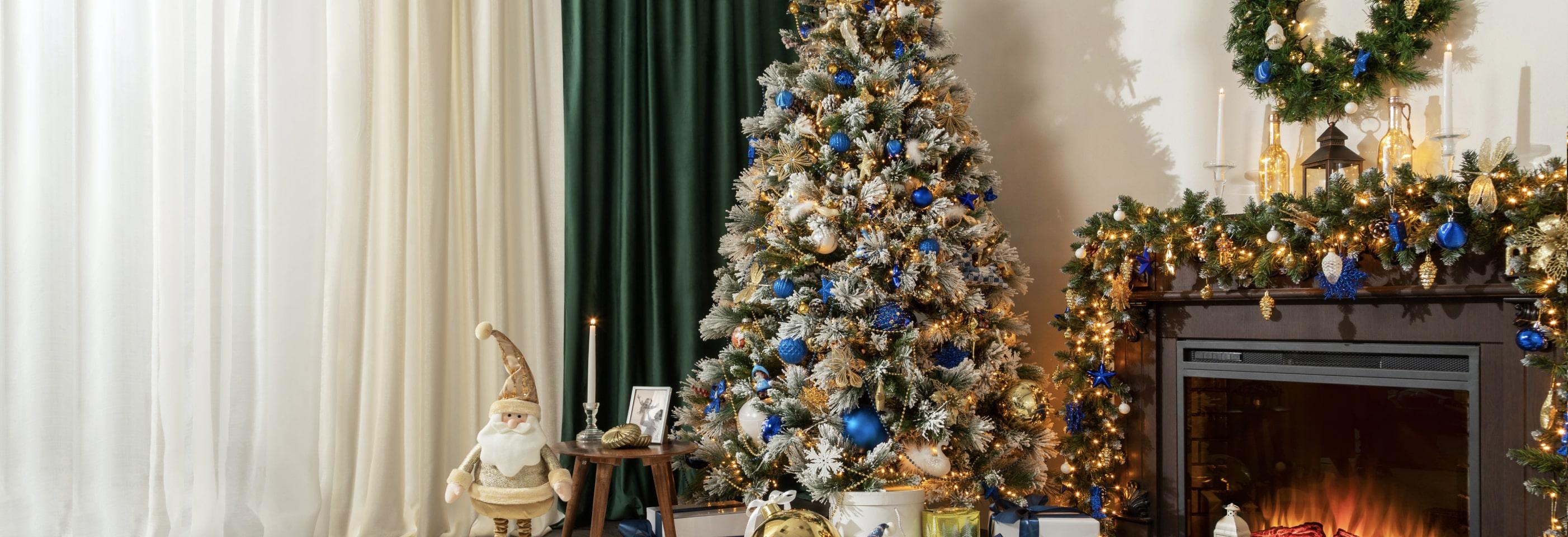 Новогодняя сказка у вас дома