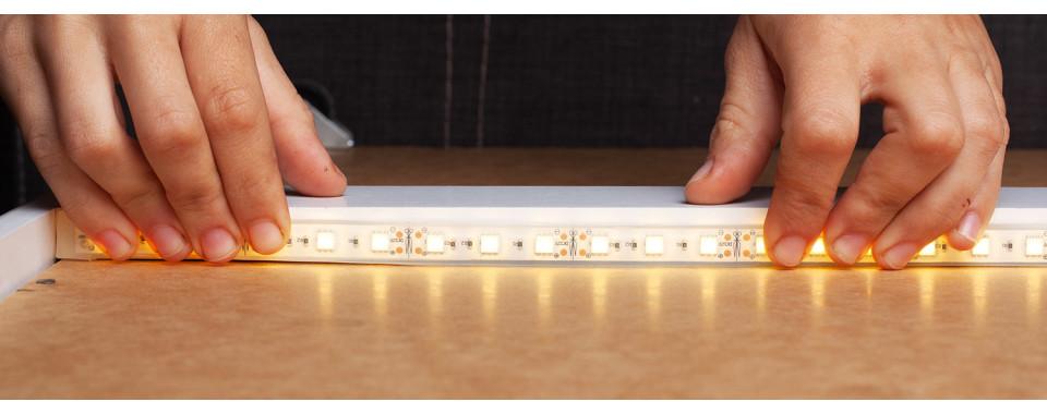 Как выбрать и подключить светодиодную ленту