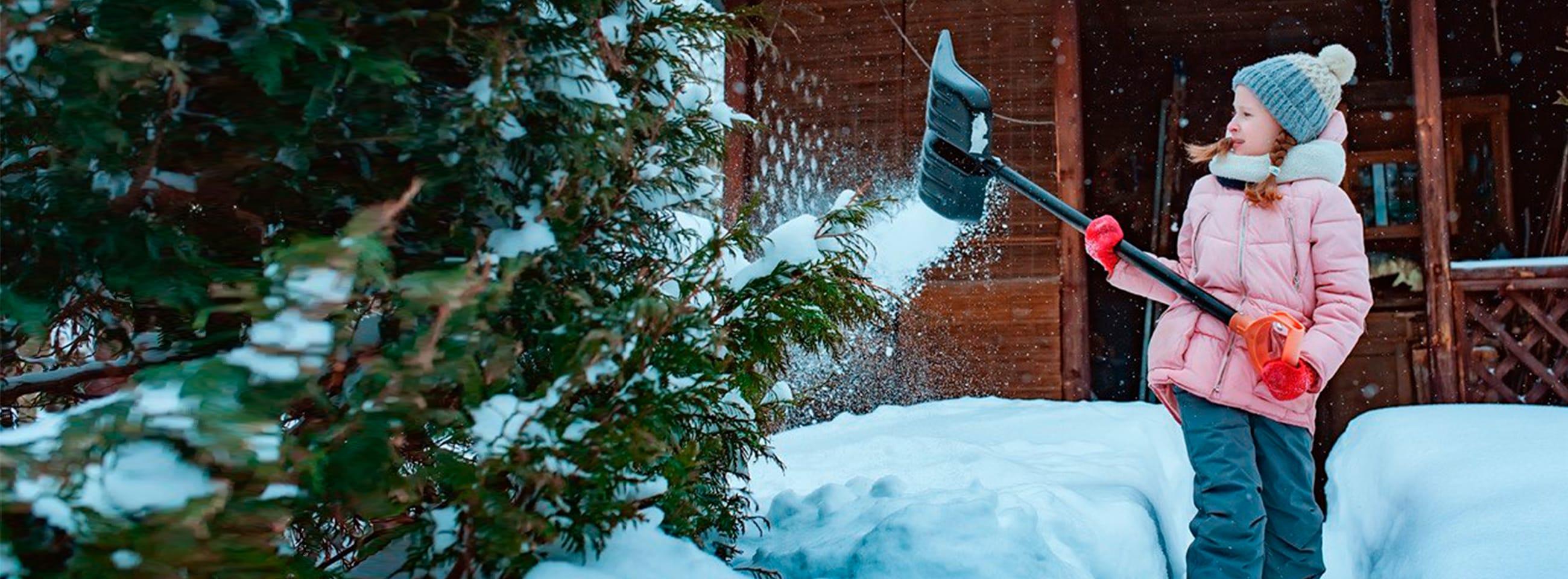 Уборка снега и защита от гололёда