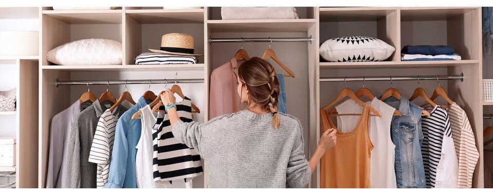 Шкаф на прокачку: 15+ советов по хранению одежды и обуви