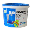 Краска водоэмульсионная Радуга-29 цвет белый 14 кг