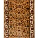 Дорожка ковровая «Супер Акварель 99124-55» полипропилен 0.8 м цвет бежевый