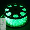 Электрогирлянда наружная «Дюралайт» 50 м 24 LED/м зелёный