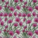 Пленка самоклеящаяся «Цветы» 9256, 0.45х2 м, витраж