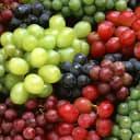 Виноград в ассортименте, в коробке
