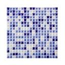 Мозаика Artens, 30х30 см, стекло, цвет голубой
