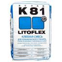 Клей для плитки Litokol Litoflex K81, 25 кг