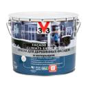 Краска для деревянных фасадов V33 база А 9 л