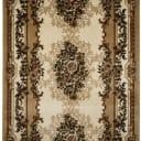 Дорожка ковровая «Мега 403» полипропилен 0.8 м цвет бежевый