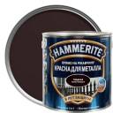 Краска гладкая Hammerite цвет коричневый 2.2 л