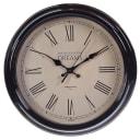 """Часы настенные """"Объем"""" цвет черный диаметр 30.5 см"""