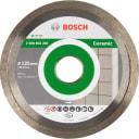 Диск алмазный по керамике Bosch Standart 125x22.23 мм
