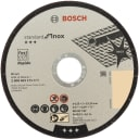 Круг отрезной по металлу Bosch, 125х1х22.23 мм
