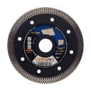 Диск алмазный по керамограниту Dexter Pro, 125x22.2 мм