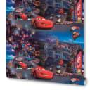 Обои флизелиновые Ovk Design Дисней тачки синие 1.06 м 10113-01