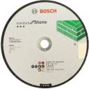 Диск отрезной по камню Bosch, 230x3 мм