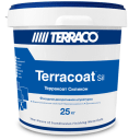 Штукатурка декоративная Terraco Терракоат XL короед 2.5 мм 25 кг