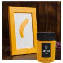Краска акриловая Aturi цвет осенний жёлтый 60 г