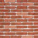 Камень искусственный White Hills Тироль Брик красно-оранжевый 1.2 м²