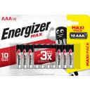 Батарейка алкалиновая Energizer Max Power AAA