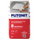 Клей для плитки Plitonit ВБ экспресс 25 кг