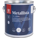Краска по ржавчине Metallista цвет белый глянцевый 2.3 л