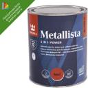 Краска для компьютерной колеровки по ржавчине Metallista прозрачная база С 0.8 л