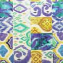 Дорожка ПВХ 002-PR 0.65х15 м, цвет разноцветный