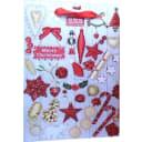 Пакет подарочный «Звёзды» 17.5 см, бумага