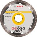 Диск алмазный универсальный Bosch Eco Turbo 125x22.23 мм