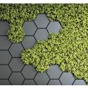 Фотообои «Модульная стена» 3D флизелиновые 300х270 см L13-129