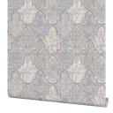 Обои флизелиновые Палитра Marrakech серо-синие 1.06 м PL71543-26