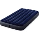 Матрас надувной Intex Twin 99x191 см, цвет синий