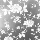 Плёнка самоклеящаяся «Цветок» витраж 0.45x2 м, цвет прозрачный