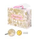 Пакет-коробка подарочный 83556 22.5x13.5x20 см