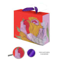 Пакет-коробка подарочный 84552 22.5x13.5x20 см