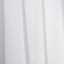 Тюль 1 м/п Французская сетка с утяжелителем 280 см цвет белый