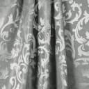 Ткань 1 м/п Вензель жаккард 150 см цвет серый