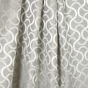 Ткань 1 м/п Цепи 150 см цвет серый