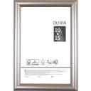 Рамка Olivia, 10x15 см, пластик, цвет серебро