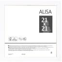 Рамка Alisa, 21x21 см, цвет белый