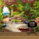 Фотообои Urban Style Тропический рай UST0469 400х270 см