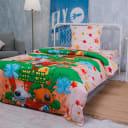 Комплект постельного белья «Мульт» полутораспальный, бязь