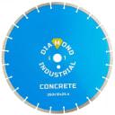 Диск алмазный сегментный по бетону 350*25,4 Diamond Industrial