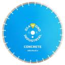 Диск алмазный сегментный по бетону 400*25,4 Diamond Industrial