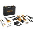 Дрель-шуруповерт аккумуляторная Deko DKCD12FU-Li 063-4104