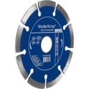 Диск алмазный МастерАлмаз standard (Тип В) 350х10х25.4 по асфальту и плитке, сегментный