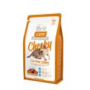 Сухой корм для активных кошек и кошек уличного содержания BRIT Care Cat Cheeky Outdoor 7 кг